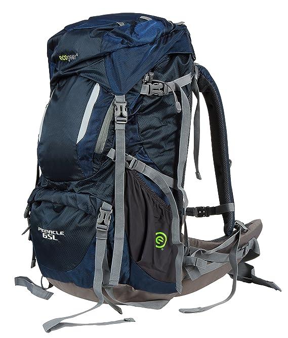Amazon.com | Ecogear Pinnacle 65 Liters Hiking Backpack | Casual Daypacks