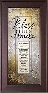 James Lawrence Bless This House Framed Wall Art