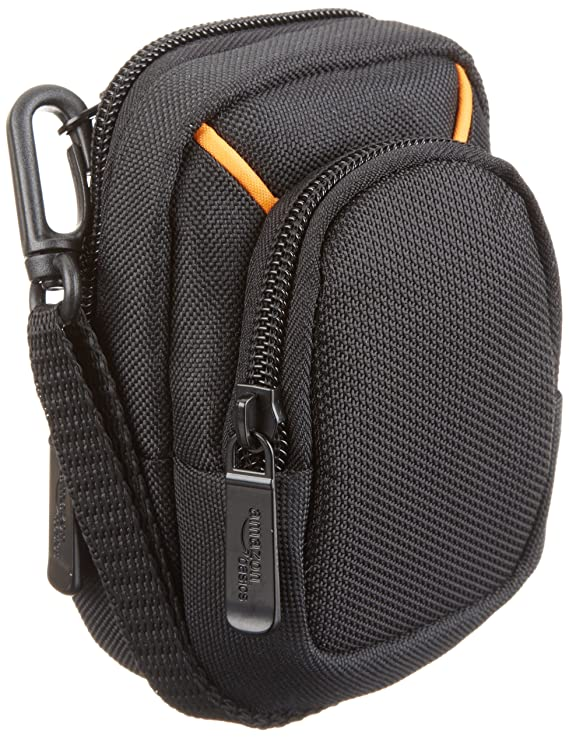 Buy AmazonBasics Medium Point and Shoot Camera Case (Black) Online at Low  Price in India   AmazonBasics Camera Reviews   Ratings - Amazon.in 13543d5458d