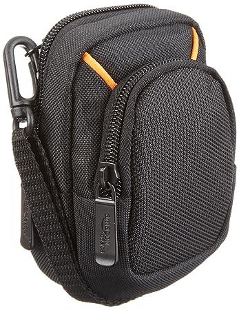 AmazonBasics Medium Point and Shoot Camera Case - 5 x 3 x 2 Inches, Black