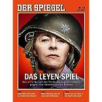DER SPIEGEL 19/2017: Das Leyen-Spiel