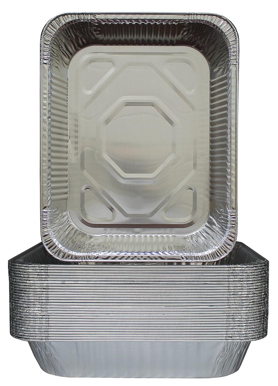30-Pack Aluminum 9x13