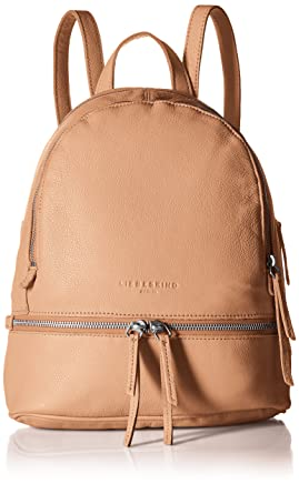 womens LottaF8 BOS Liebeskind Berlin Womens Lottaf8 Leather Backpack Liebeskind j7yfu