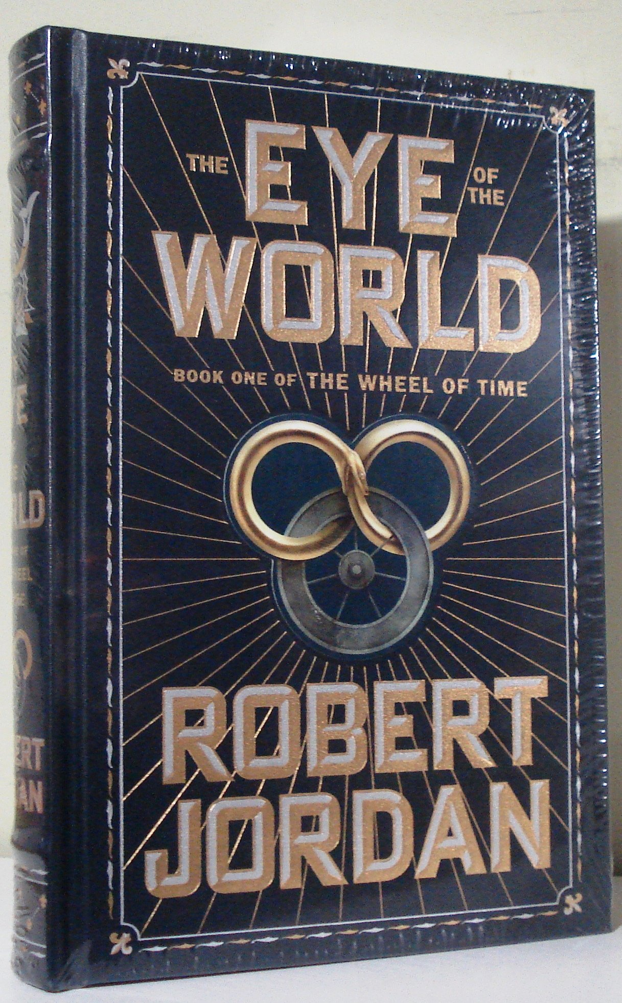 The Eye of the World. Book One of the Wheel of Time (Hardcover) ebook