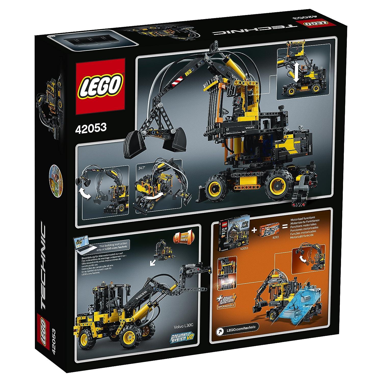 Amazon Lego Technic Volvo Ew160e Toys Games