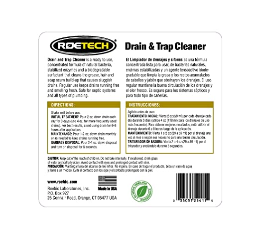 Amazon.com: Roetech DTC-LC-2.5-1 Liquid Drain and Trap ...