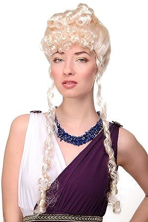 Wig Me Up Perucke Faschingsperucke Karneval Damen Historische