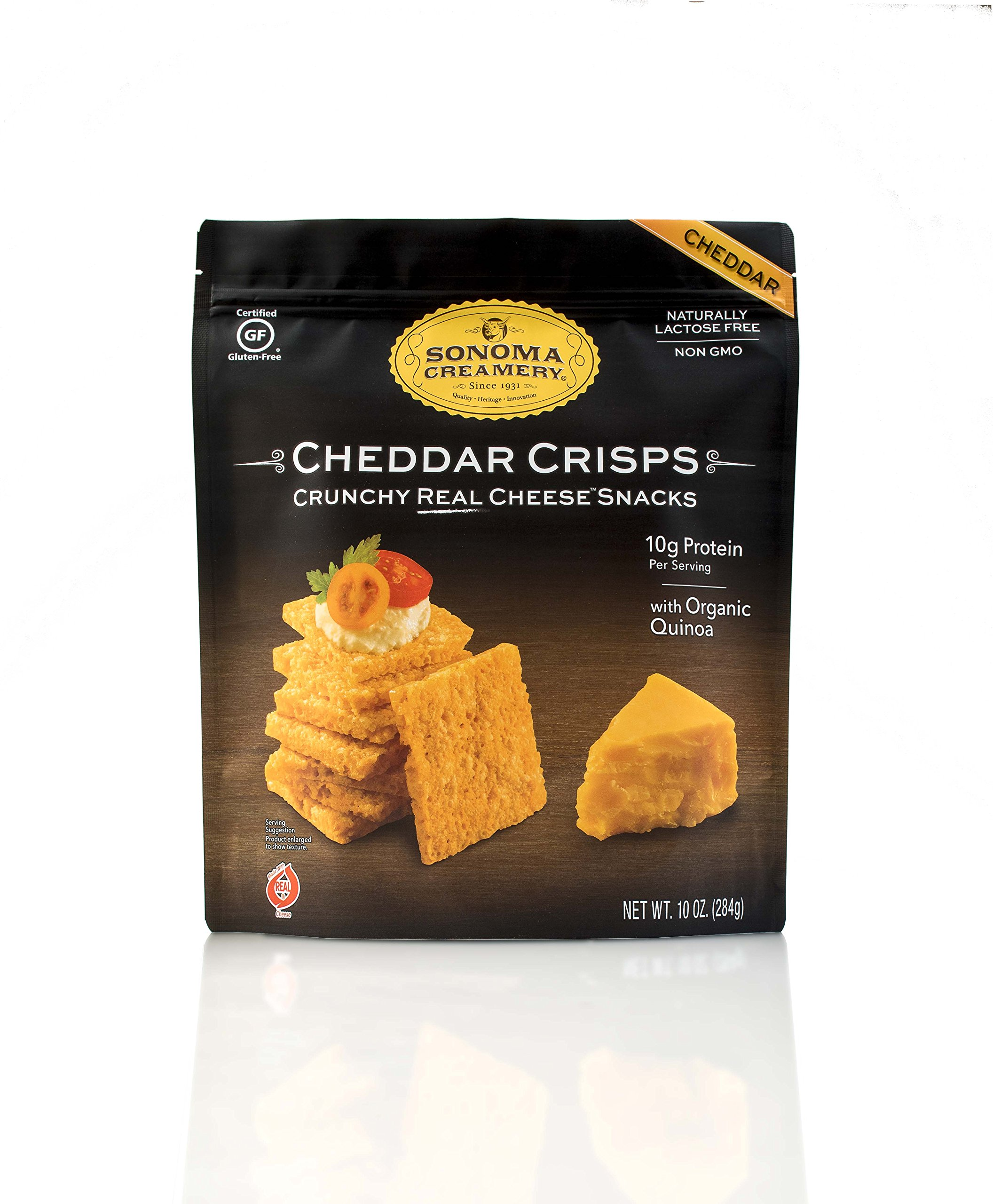15 Guilt-Free, Cheesy Snacks from The Store