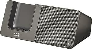 Cisco - CP-DSKCH-8821-BUN - Cisco Cradle - Docking - IP Phone - Charging Capability - Black