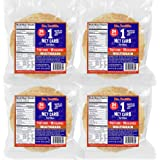 Mr. Tortilla 1 Net Carb Tortillas (96 Tortillas) | Keto, Vegan, Kosher | (Multigrain)