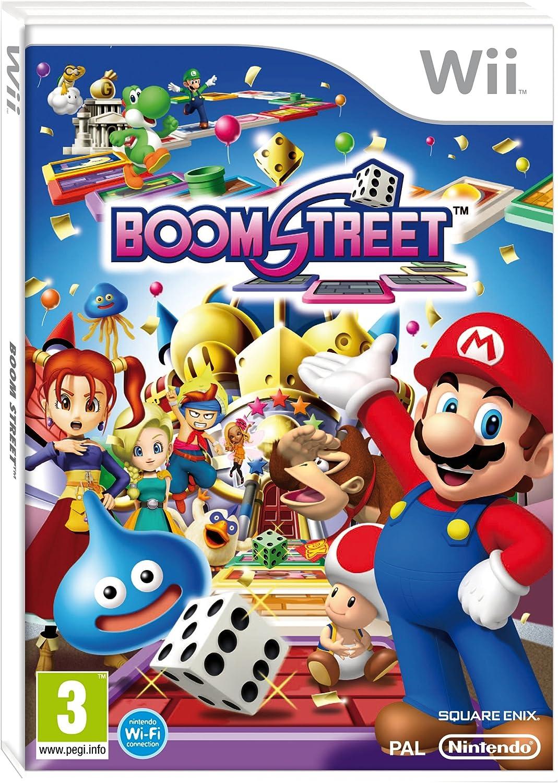 Nintendo Boom Street, Wii - Juego (Wii, Nintendo Wii, Partido, E (para todos)): Amazon.es: Videojuegos