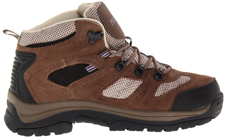 Nevados Women's Klondike Waterproof Hiking Boot B0047CXXEW 9 B(M) US|Dark Brown/Black/Taupe