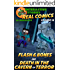 Flash and Bones and Death in the Cavern of Terror: The Greatest Minecraft Comics for Kids