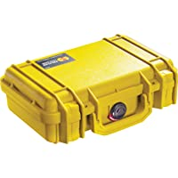 Pelican 1170 Yellow Protector Case with Foam 1170-000-240