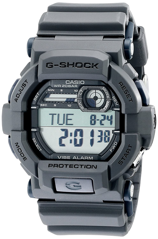ab92a43ff1933 Amazon.com  Casio Men s G-Shock GD350-8 Grey Resin Sport Watch ...