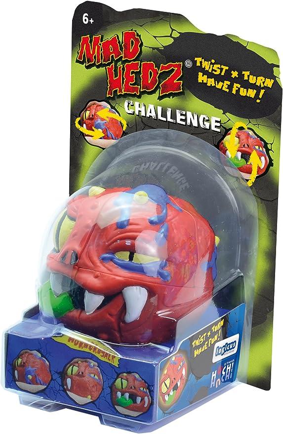 Huch & Friends 878 786 - Mad Hedz Cuerno Crusher, Juego de Habilidad: Amazon.es: Juguetes y juegos