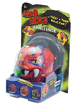 Huch & Friends 878786 - Mad Hedz Horncrusher, Geschicklichkeitsspiel