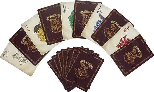 jeu de carte harry potter Amazon.com: Harry Potter Playing Cards with Hogwarts House Symbols