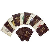 Harry Potter jeu de cartes à jouer Hogwarts