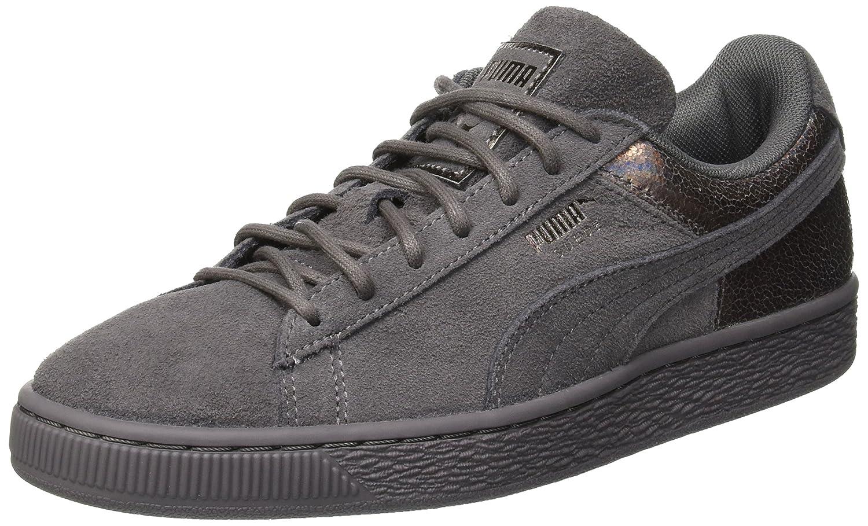 Puma Damen Suede Lunalux WNs Sneaker  375 EU|Braun (Smoked Pearl)