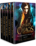 The Cardkeeper Chronicles: Books 1-5 (Complete Collection)