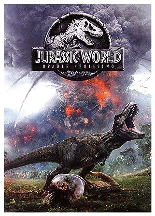 Jurassic World: Fallen Kingdom DVD Polish Import: Amazon co