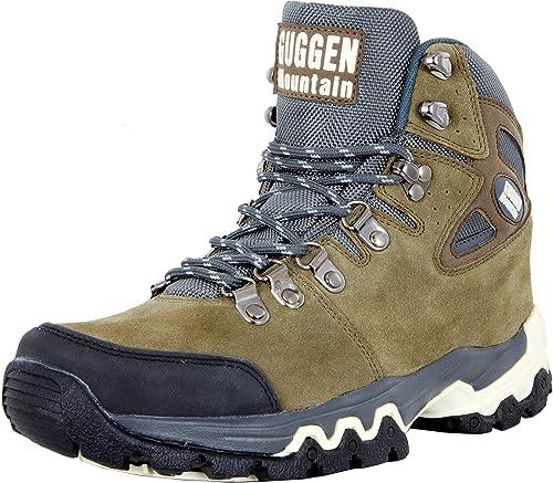Guggen Mountain, Herren Trekkingschuhe Wanderschuhe
