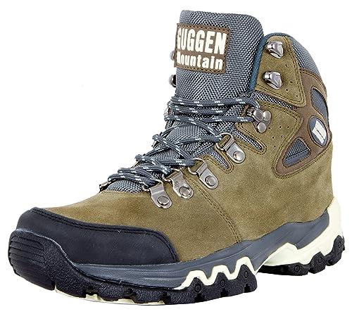 GUGGEN Mountain Zapatillas de Senderismo Zapatos para Caminar Botas de Montaða Montana Hombre M010: Amazon.es: Zapatos y complementos