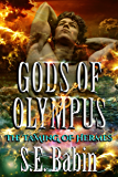 The Taming of Hermes (Gods of Olympus Book 1)