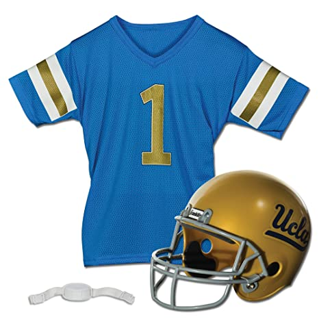 Amazon.com   Franklin Sports NCAA UCLA Bruins Youth Helmet and ... 26c31f4ce