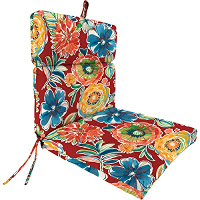 Jordan 21X43 Chair Cushion COLSEN Berry : Garden & Outdoor