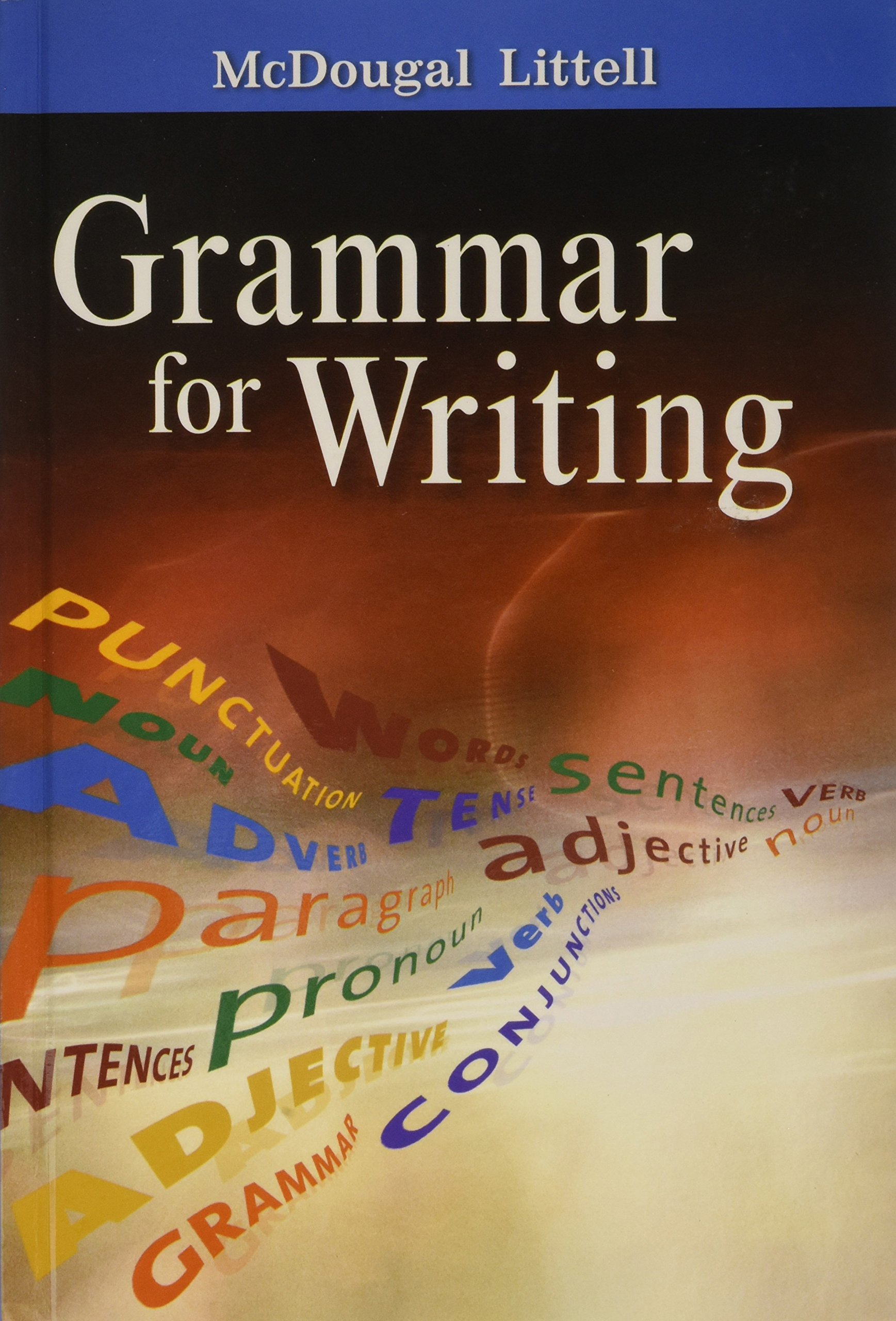 Download McDougal Littell Literature: Grammar for Writing Grade 10 pdf epub