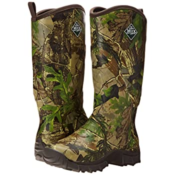 MuckBoots Men's Pursuit Snake Proof