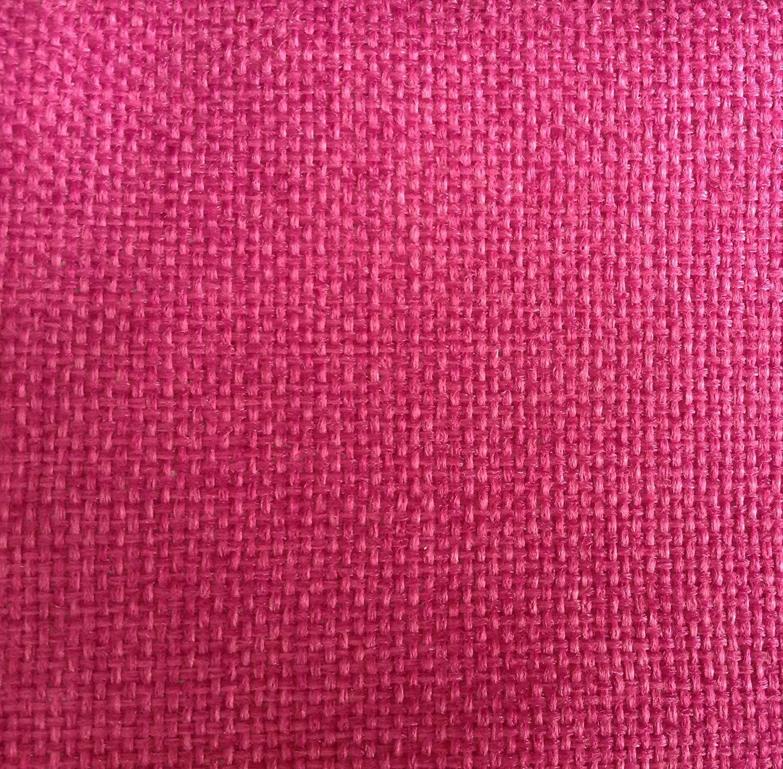 M MOCHOHOME Linen Decorative Square Solid Throw Pillow Cover Case Pillowcase Cushion Sham - 22'' x 22'', Green