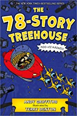 The 78-Story Treehouse: Moo-vie Madness! (The Treehouse Books Book 6) Kindle Edition