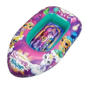 Shimmer and Shine- Barca Hinchable (Saica 2644): Amazon.es ...