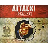 Eagle-Gryphon Games Attack! Deluxe Edition Strategy Board Game