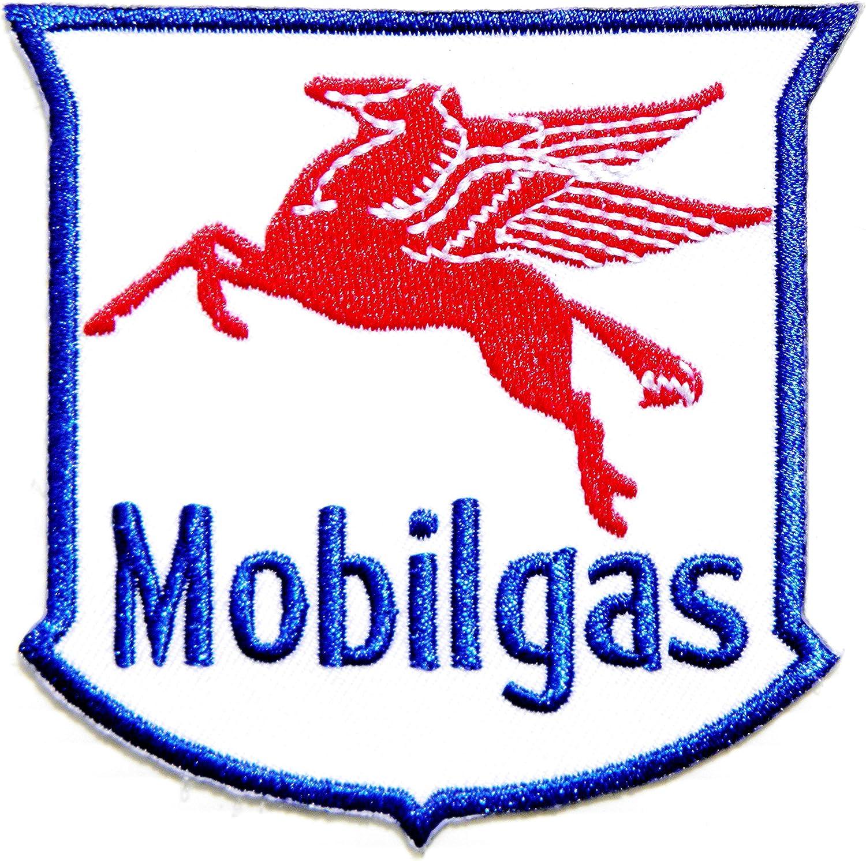 Mobil oil pegasus  Mobiloil Mobilgas Gas gasoline vintage Style sign
