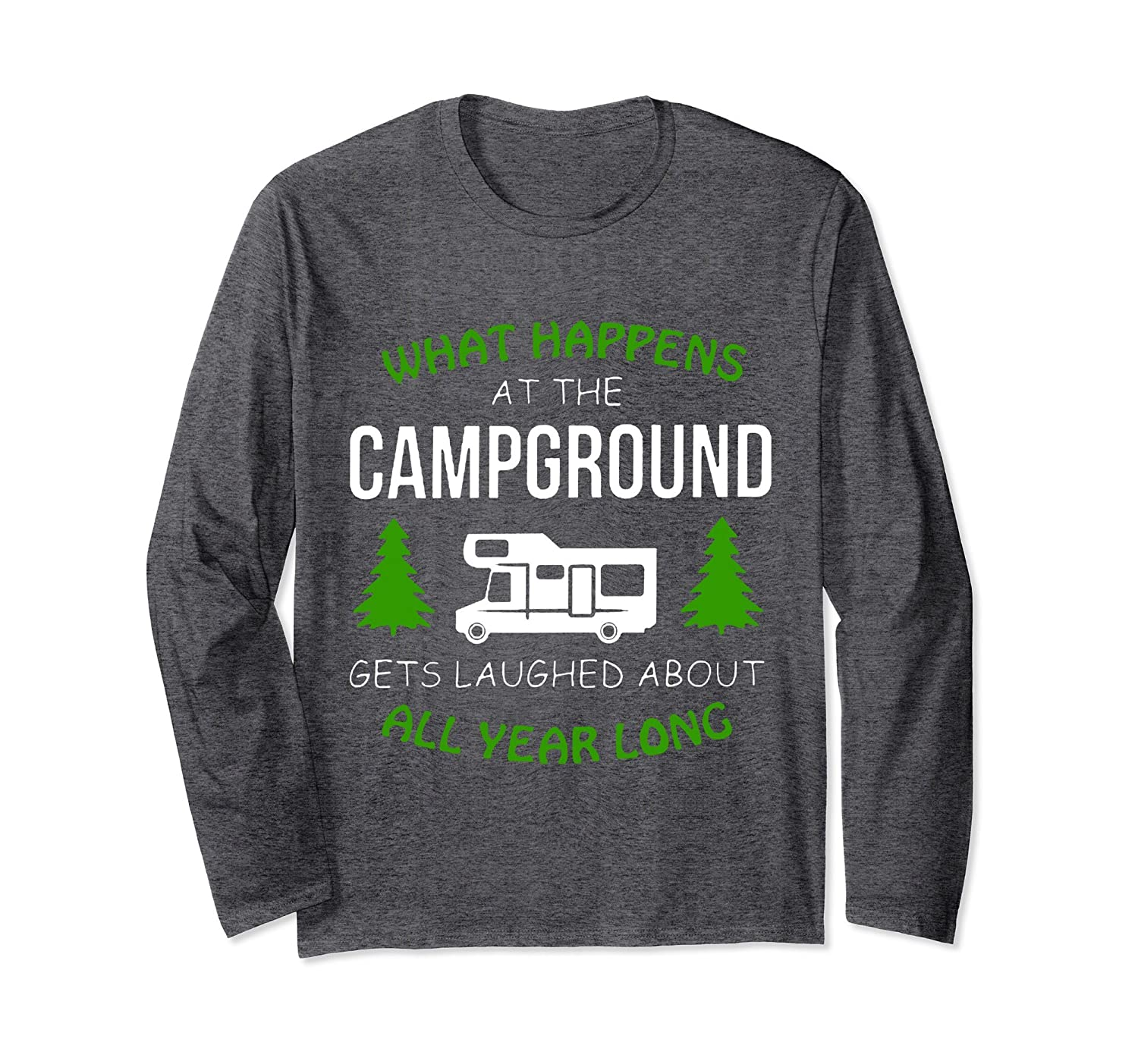 What Happens At The Campground Gets Laughed All Year Long-Awarplus