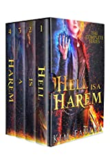 Hell is a Harem: Books 1-4 Boxed Set Kindle Edition