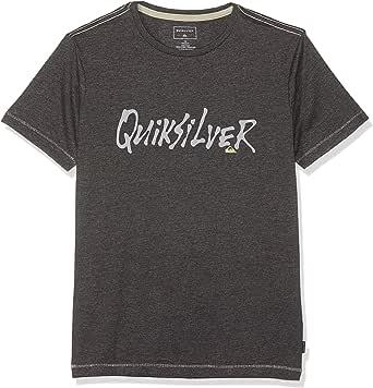Quiksilver Scriptural Camiseta Niños