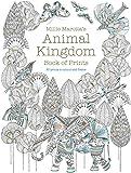 Animal Kingdom Book of Prints (Colouring Books)