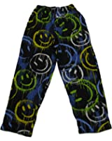 Fun Boxers Mens Smiley Fun Prints Pajama & Lounge Pants
