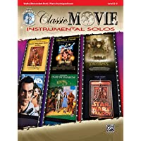 Classic Movie Instrumental Solos for Strings: Violin (Book & CD)