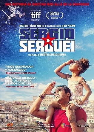 Sergio & Sergei [DVD]: Amazon.es: Camila Arteche, AJ Buckley ...