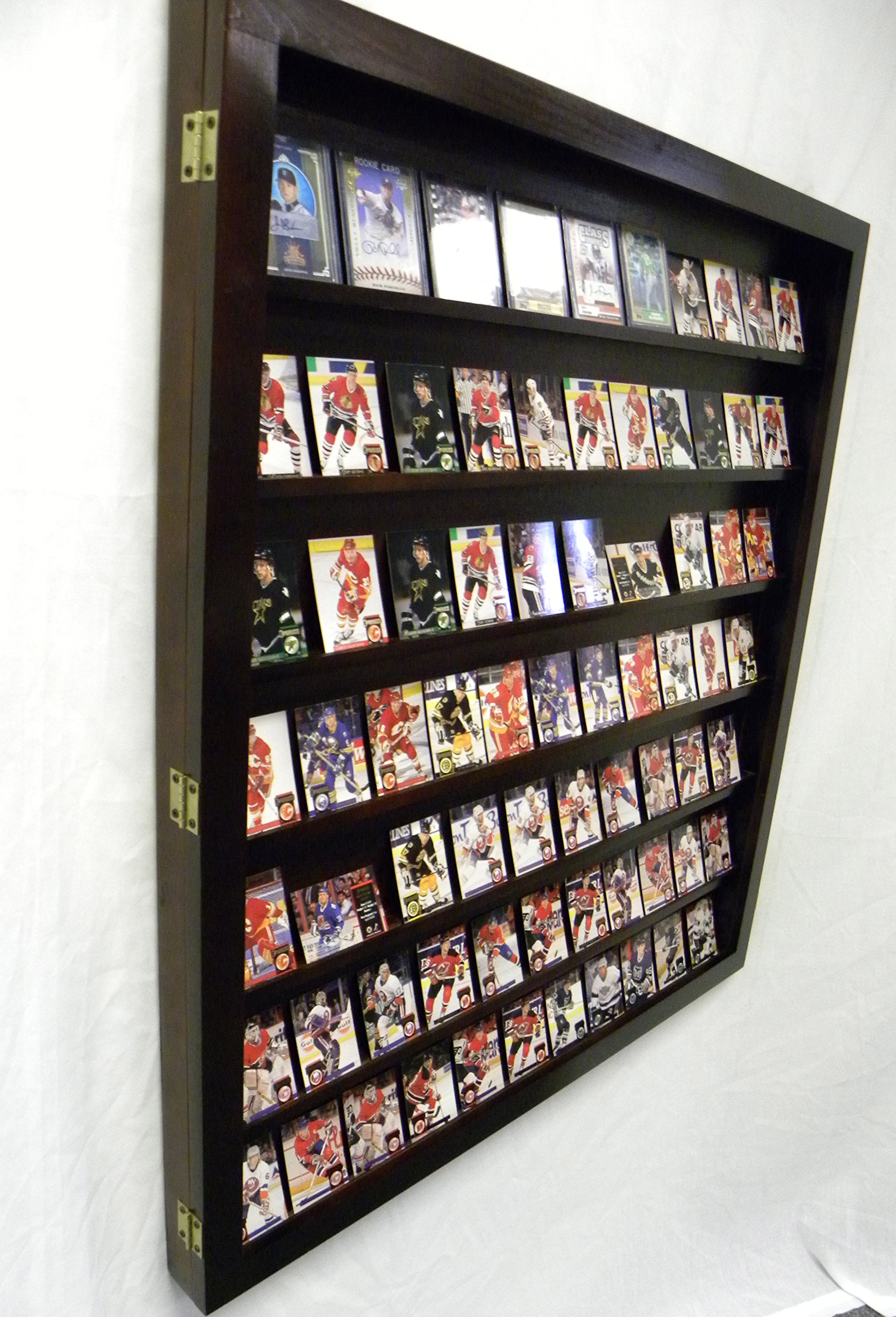 Card Deck Display Case for Decks of Cards/Playing Card Deck Display Case (Cherry) by Pennzoni Display (Image #5)