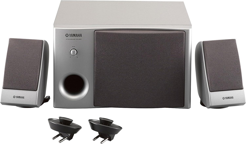 Yamaha TRS-MS05 2.1channels 80W Gris, Plata Conjunto de ...
