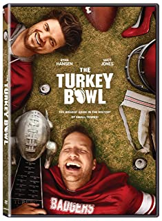 Book Cover: The Turkey Bowl
