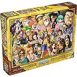 """One Piece Jigsaw Puzzles (1000piece & 0.75x0.5m) """" Japan Import """" by ensky"""