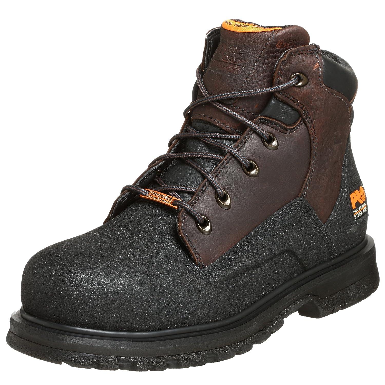 Timberland Pro Men 's 47001電源Welt防水安全靴 Rancher Brown 10 2E US 10 2E USRancher Brown B000XEE7C0